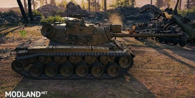 T26E4 SuperPershing Remodel 1.0.1.1++ [1.0.1.1], 3 photo